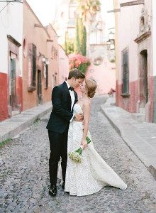 Ellery & Trace Wedding in San Miguel de Allende