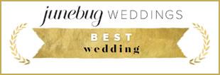 Best Wedding Junebug Weddings Choice Awards