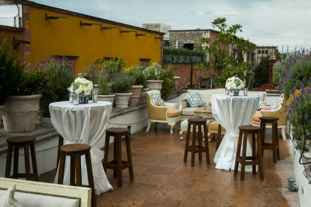 Welcome Party Emily Y Mark Penzi Weddings Events In San Miguel