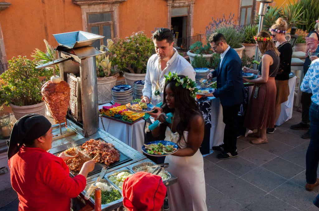 Rehearsal Dinner Michelle Sam Penzi Weddings Events In